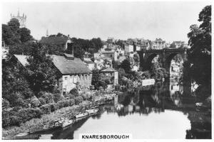 Knaresborough, North Yorkshire, 1937