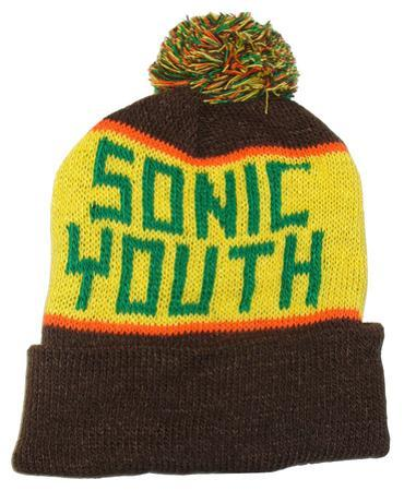 Knit Hat: Sonic Youth