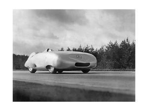 Mercedes-Benz W25 Rekordwagen, 1939 by Knorr & Hirth
