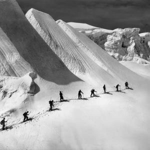 Glacier Tour on Piz Bernina by Knorr Hirth Süddeutsche Zeitung Photo