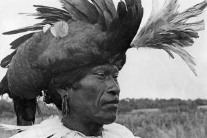 Indigenous Peoples in South America, 1930's by Knorr Hirth Süddeutsche Zeitung Photo