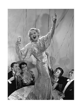 New Year's Eve Party, 1938 by Knorr Hirth Süddeutsche Zeitung Photo