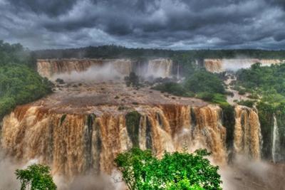 Iguasu Falls by kobby_dagan