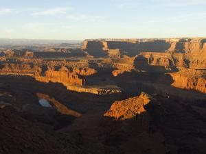 Sunrise at Dead Horse Point, Canyonlands National Park, Dead Horse Point State Park, Utah, USA by Kober Christian
