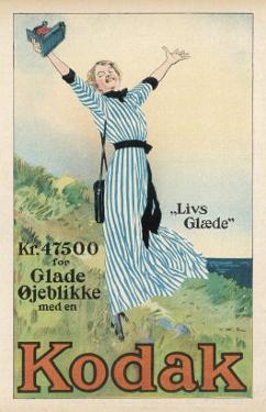 Kodak Advert 1913
