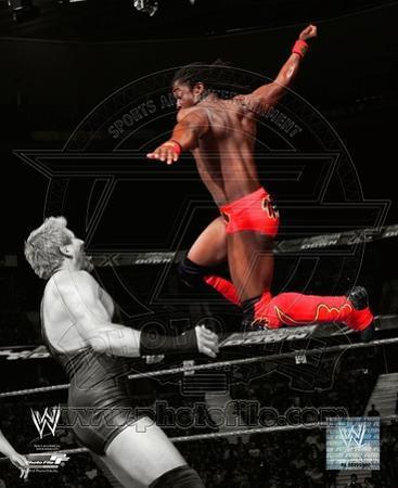 Kofi Kingston 2010 Spotlight Action