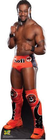 Kofi Kingston - WWE