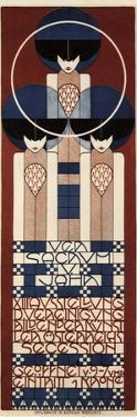 Poster for the Vienna Secession Exhibition, 1902 by Koloman Moser