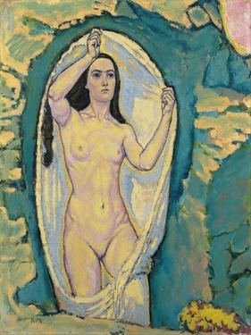 Venus in the Grotto, C. 1914 by Koloman Moser