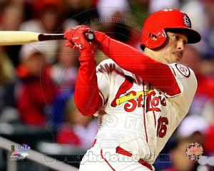 Kolten Wong Game 3 of the 2013 World Series Action