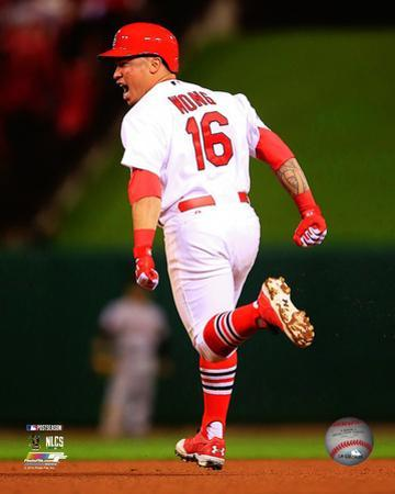 Kolten Wong Walk-Off Home Run Game 2 of the 2014 National League Championship Series