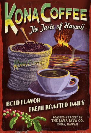 Kona Coffee - Hawaii