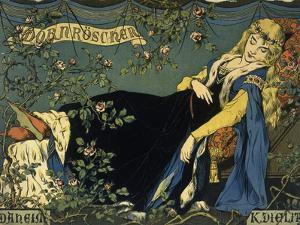Sleeping Beauty by Konrad Dielitz