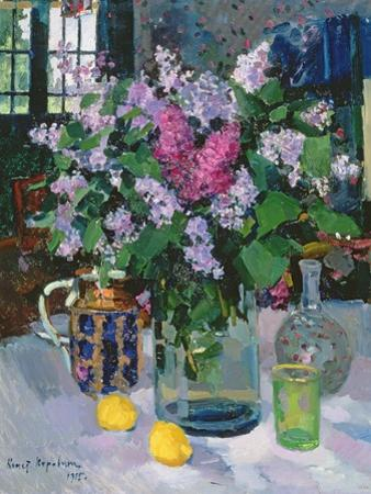 Lilacs, 1915