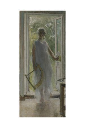 A Girl on the Doorstep