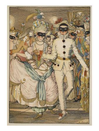 Bal Masque, 1918
