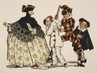 Comedie Italienne, 1918