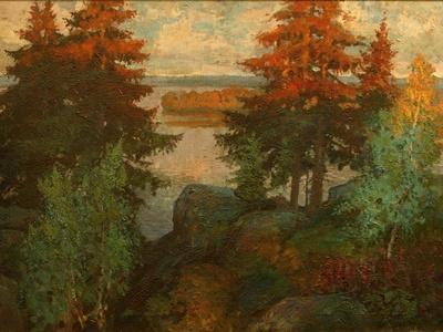 Autumn Landscape, 1920