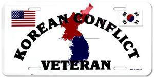 Korean Conflict Veteran
