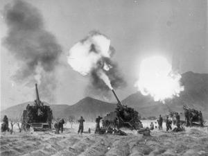Korean War, 1951