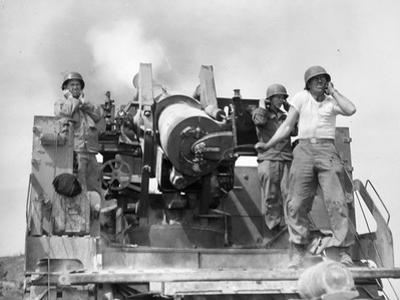 Korean War: Artillerymen