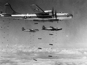 Korean War: B-29 Bombers