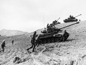 Korean War: Infantrymen