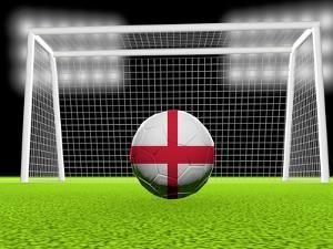 Soccer England by koufax73
