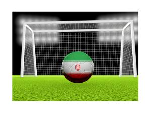 Soccer Iran by koufax73