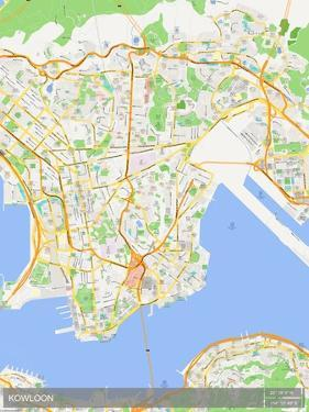 Kowloon, Hong Kong, Special Administrative Region of China Map