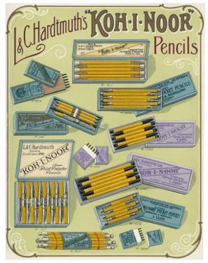 Kph-I-Noor Pencils