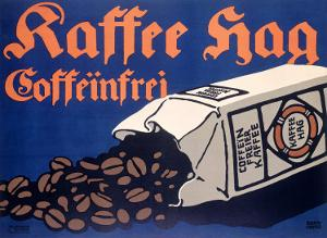 Kraft Hag Coffee