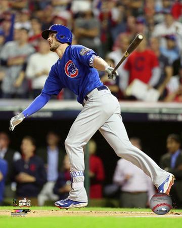 Kris Bryant Home Run Game 6 of the 2016 World Series