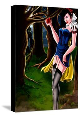 Snow White by Kris Chisholm