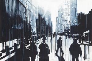 New York Street III by Kris Hardy