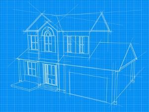 House Blueprint by Krisdog