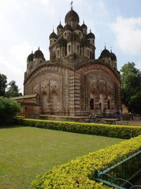 Krishna Chandra Mandir Temple, Kalna, West Bengal, India
