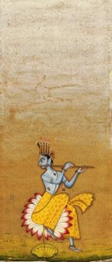 Krishna Fluting