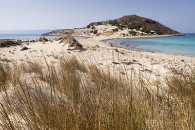 Sandy Beach on Elafonisos Island in Greece