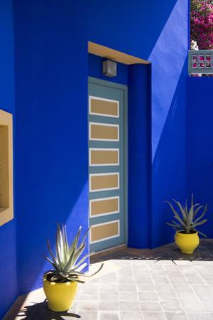 The Majorelle Garden in Marrakech Was Designed by French Artist Jacques Majorelle