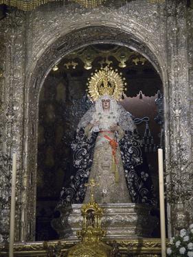 The Virgin of Triana, Nuestra Senora De La Esperanza Macarena by Krista Rossow