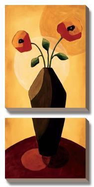 Floral Expressions II by Krista Sewell