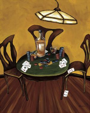 Poker Nite by Krista Sewell