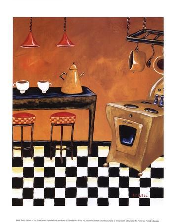 Retro Kitchen III