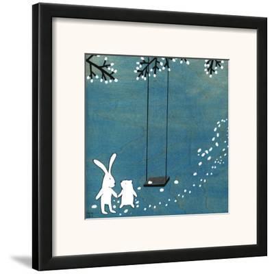Follow Your Heart- Let's Swing by Kristiana Pärn