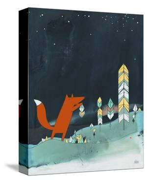 Mr. Fox is Inspired by Kristiana Pärn