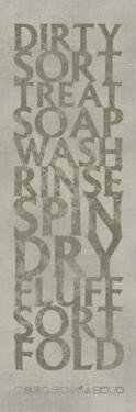Laundry List by Kristin Emery