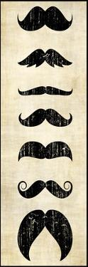 Mustache by Kristin Emery