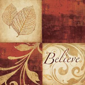 Red Gold Believe by Kristin Emery