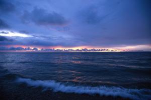 Tanzania, Lake Tanganyika, Rainy Season by Kristin Mosher